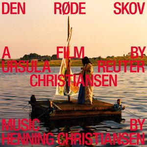 HENNING CHRISTIANSEN: Den Rode Skov LP