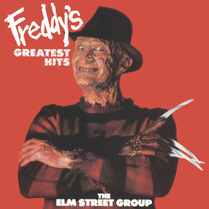 THE ELM STREET GROUP (FEATURING ROBERT ENGLUND): Freddy's Greatest Hits (Colored) LP