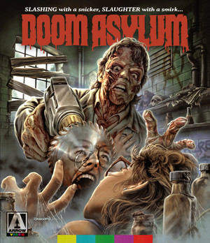 Doom Asylum Blu-Ray