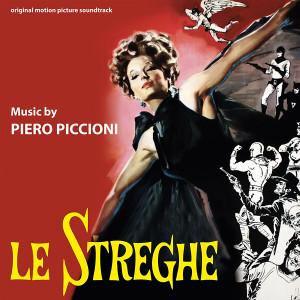 PIERO PICCIONI: Le Streghe LP