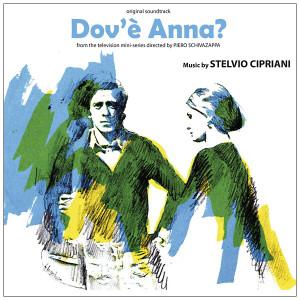 STELVIO CIPRIANI: Dov'e Anna? LP