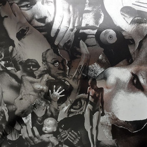 NURSE WITH WOUND: Homotopy To Marie (Silver & Black Vinyl) 2LP