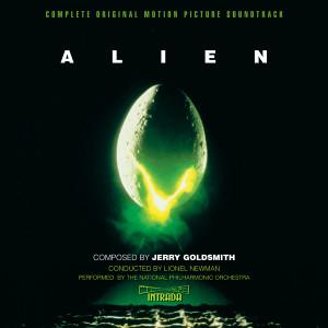 JERRY GOLDSMITH: Alien 2CD