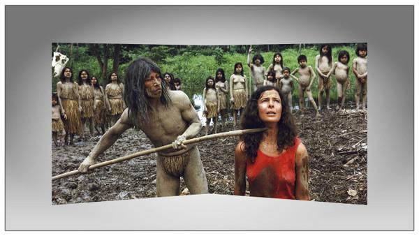 ROBERT DONATI Cannibal Ferox: Original 1981 Motion Picture Soundtrack LP
