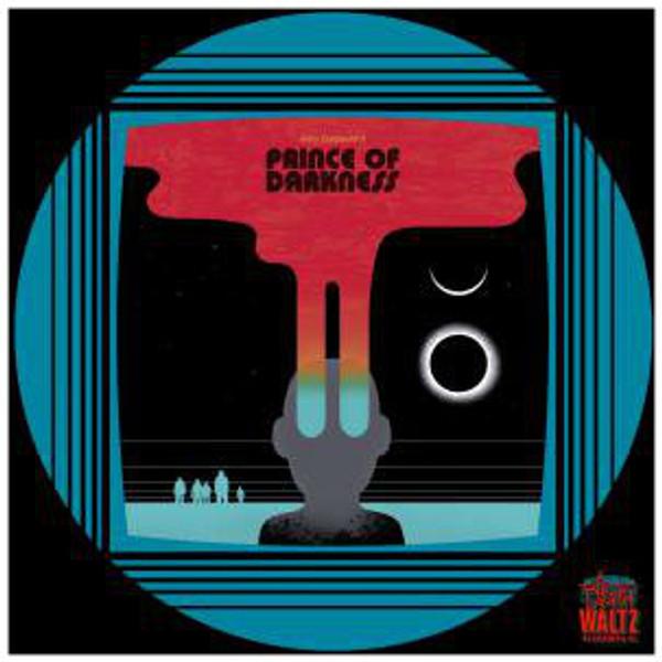 JOHN CARPENTER & ALAN HOWARTH Prince Of Darknes (Original Soundtrack) LP