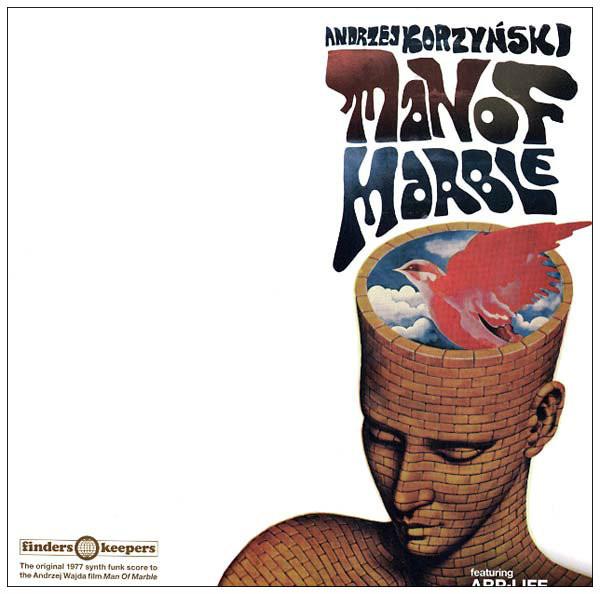 ANDRZEJ KORZYNSKI Man of Marble LP