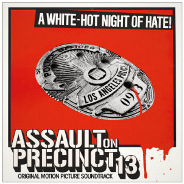 JOHN CARPENTER Assault On Precinct 13 (Original Soundtrack) LP