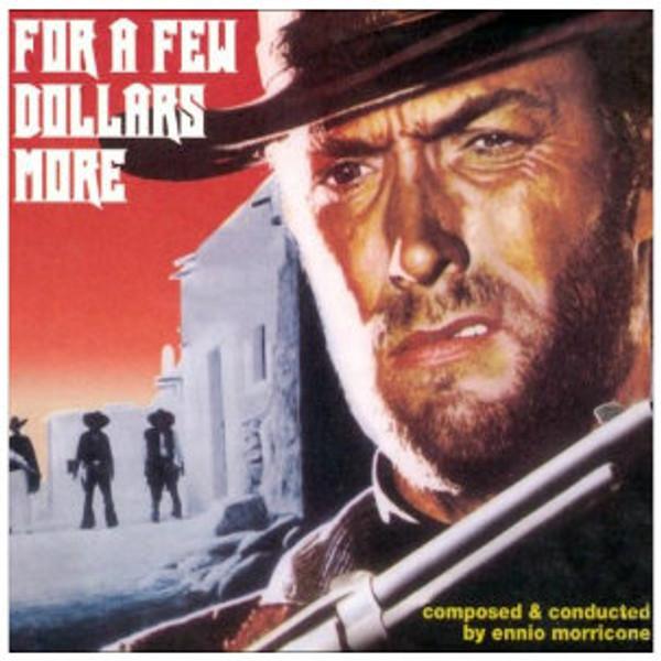 "ENNIO MORRICONE For A Few Dollars More 10"""