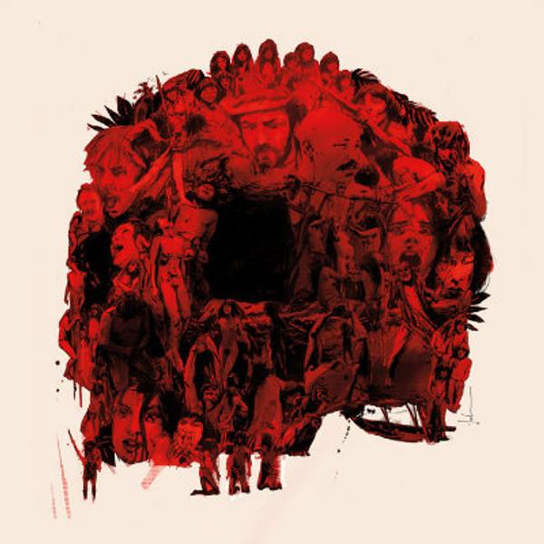 RIZ ORTOLANI Cannibal Holocaust LP