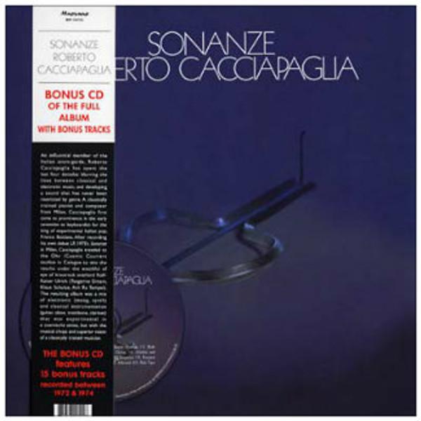 ROBERTO CACCIAPAGLIA Sonanze LP+CD