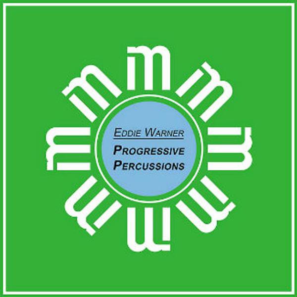 EDDIE WARNER Progressive Percussions LP
