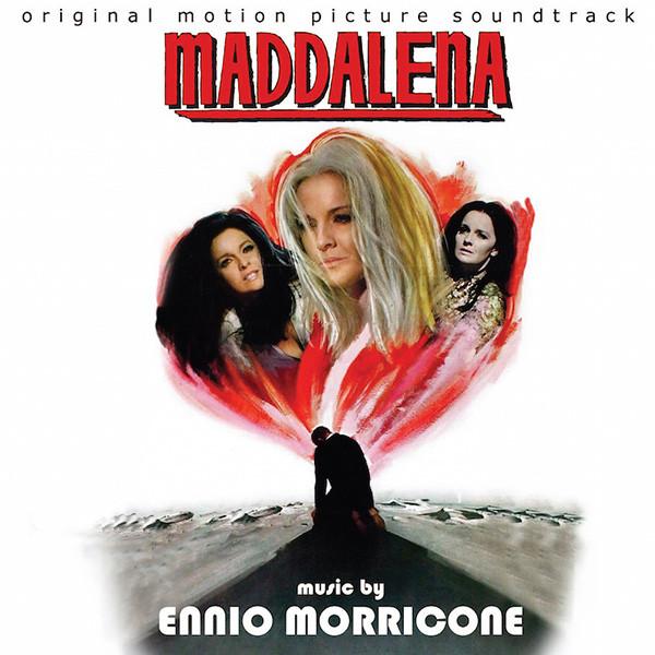 ENNIO MORRICONE Maddalena LP