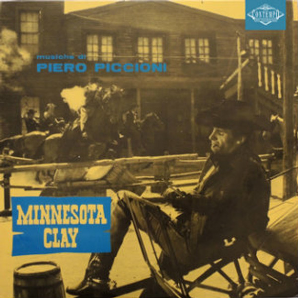 PIERO PICCIONI Minnesota Clay LP
