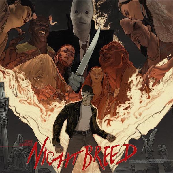 DANNY ELFMAN Nightbreed LP