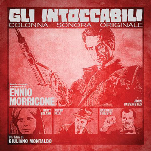 ENNIO MORRICONE Gli Intoccabili LP