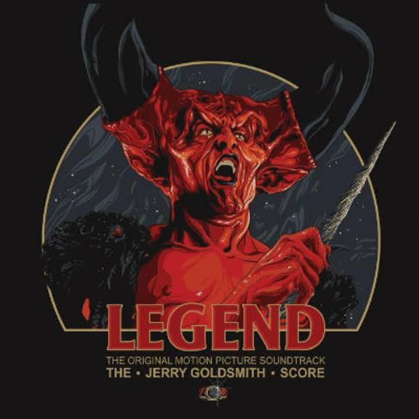 JERRY GOLDSMITH Legend (Original Soundtrack) 2LP