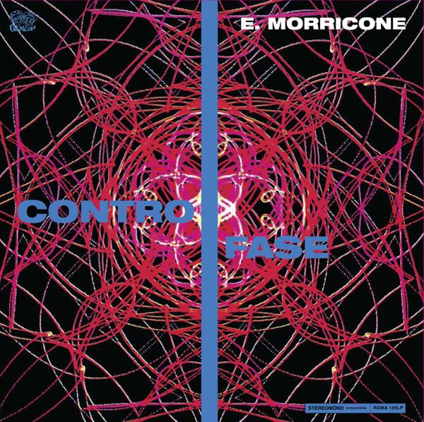 ENNIO MORRICONE Controfase LP