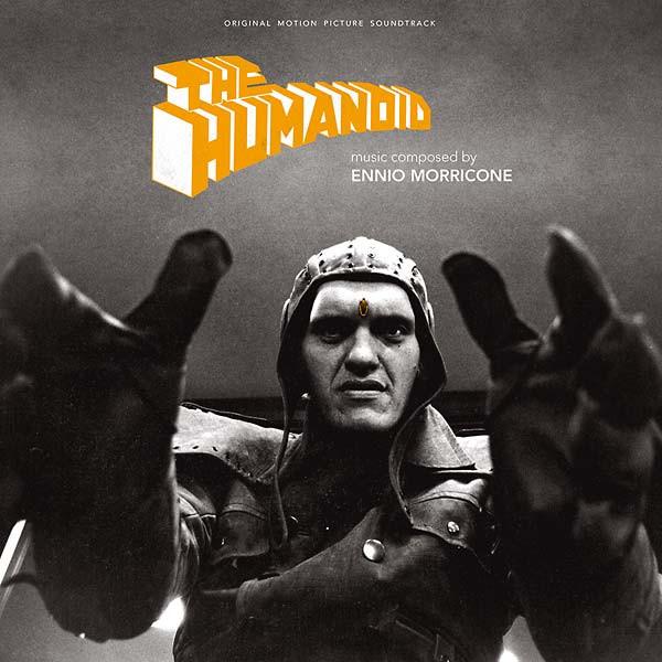 ENNIO MORRICONE The Humanoid (L'umanoide) LP
