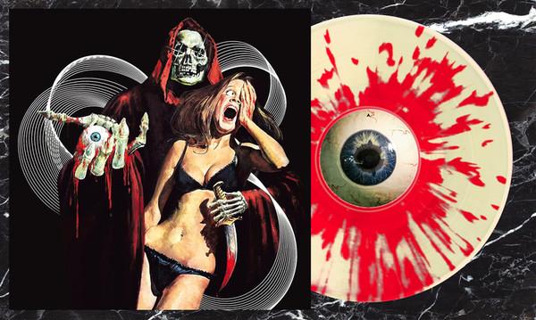 BRUNO NICOLAI Eyeball (Gatti Rossi in un Labirinto di Vetro) LP