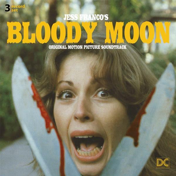 ORCHESTER MICHEL DUPONT / GERHARD HEINZ Jess Franco's Bloody Moon (Original Motion Picture Soundtrack) 3LP
