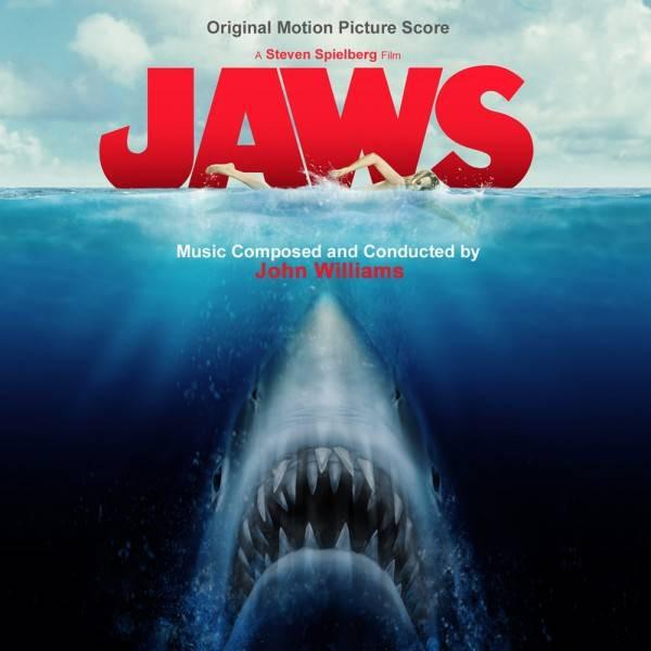 JOHN WILLIAMS Jaws (Original Motion Picture Soundtrack) LP
