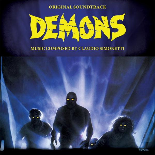 CLAUDIO SIMONETTI Demons Original Soundtrack: 30th Anniversary Limited (Green Vinyl + Poster)  LP