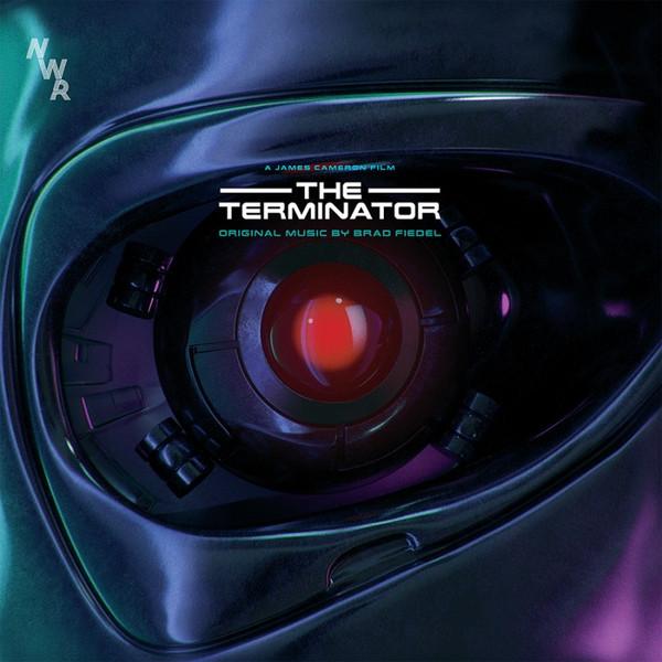 BRAD FIEDEL: The Terminator (Original Motion Picture Soundtrack) 2LP