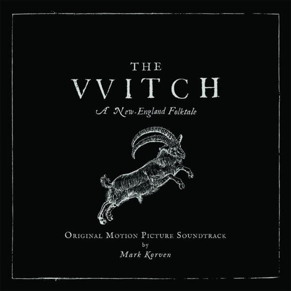 MARK KORVEN: The Witch (Original Motion Picture Soundtrack) LP