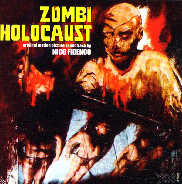 NICO FIDENCO Zombi Holocaust CD