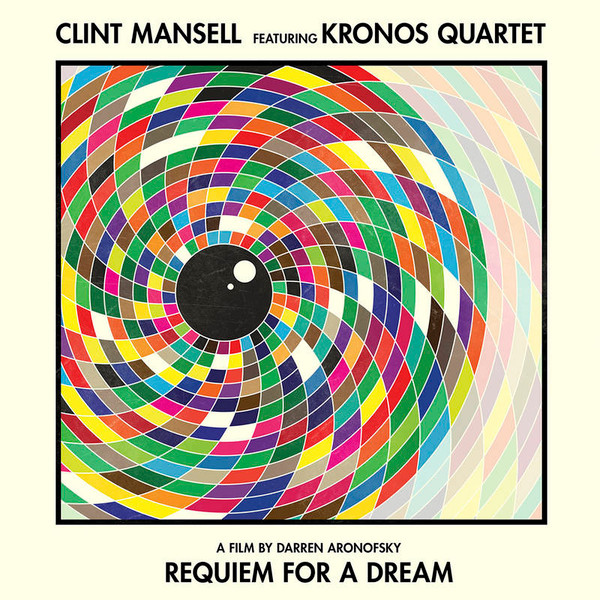CLINT MANSELL & KRONOS QUARTET Requiem For A Dream (180 gram pressing) 2LP RSD 2016