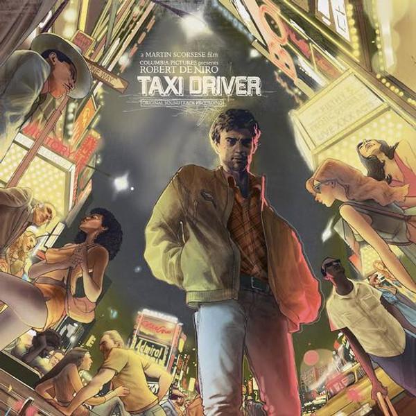 BERNARD HERRMANN: Taxi Driver 2LP
