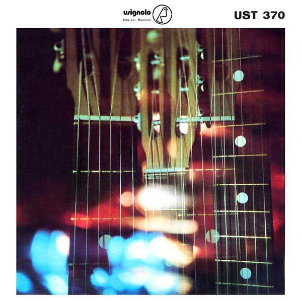 ALESSANDRO ALESSANDRONI: Ust 370 - Caratteristici Vari LP