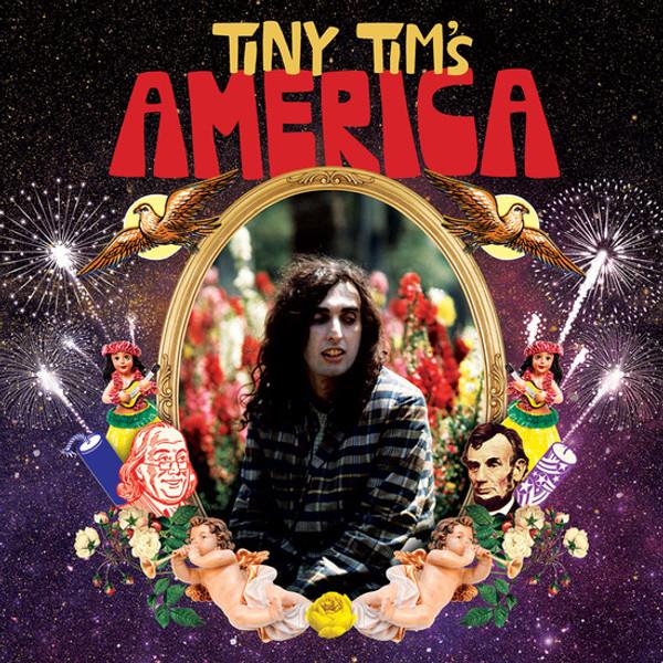 TINY TIM: Tiny Tim's America LP
