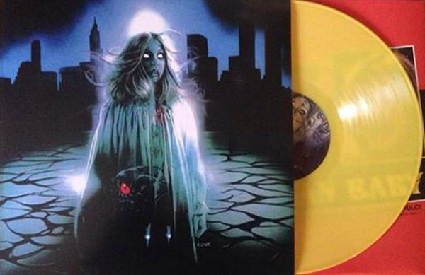 FABIO FRIZZI: Manhattan Baby (Color Vinyl) LP