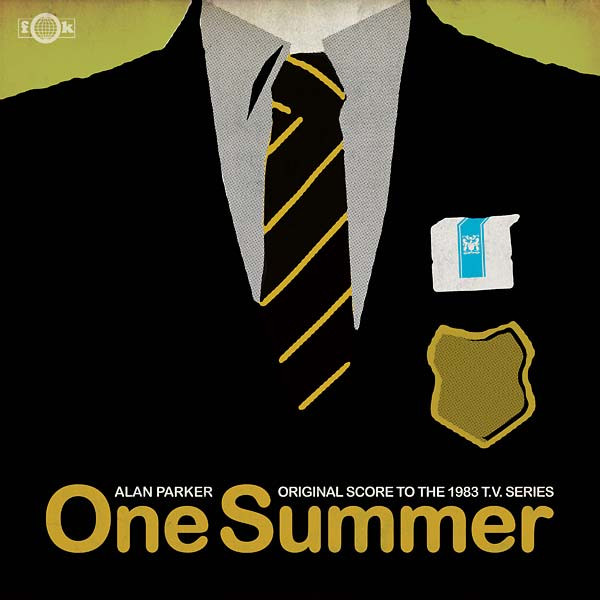 ALAN PARKER One Summer: Original Score to the 1983 TV Series 7""