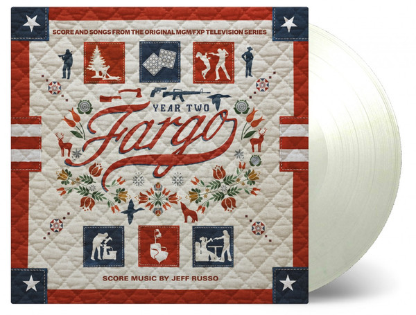 JEFF RUSSO: Fargo (Original Soundtrack Season 2 Score + OST) 3LP