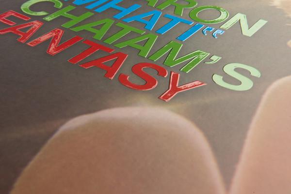 SHARON MHATI CHATAM (REVERBERI): Fantasy LP