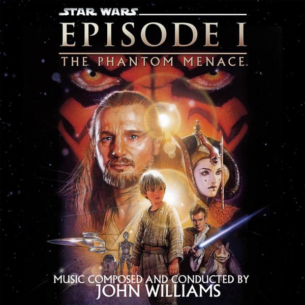 JOHN WILLIAMS: Star Wars Episode I: The Phantom Menace (Original Motion Picture Soundtrack) 2LP