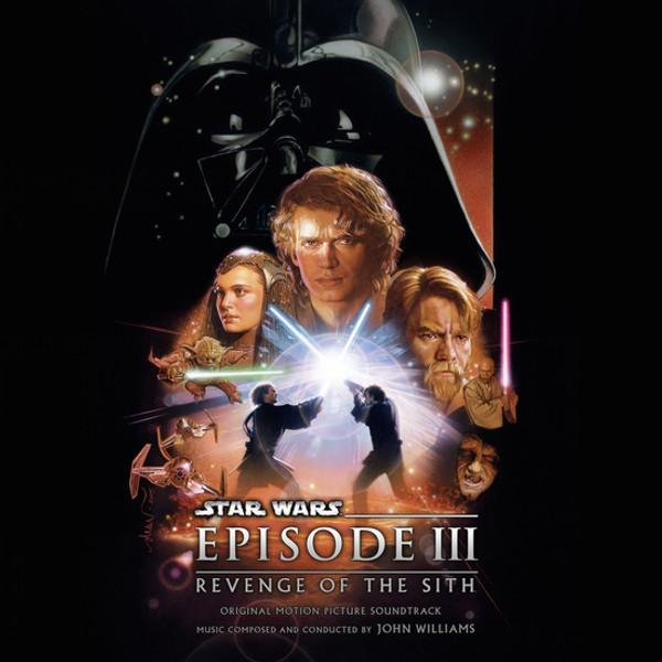 JOHN WILLIAMS: Star Wars Episode III: Revenge of the Sith (Original Motion Picture Soundtrack) 2LP