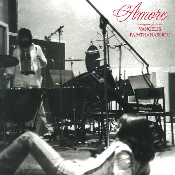 VANGELIS PAPATHANASSIOU: Amore LP
