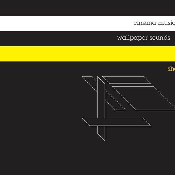 PETE SHELLEY: Cinema Music & Wallpaper Sounds LP