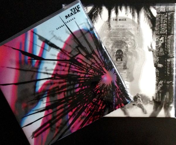 The Mask: Original Soundtrack and Re-Score 2LP