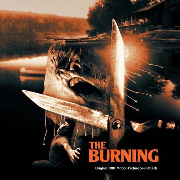 RICK WAKEMAN: The Burning (1981 Original Soundtrack) Cassette