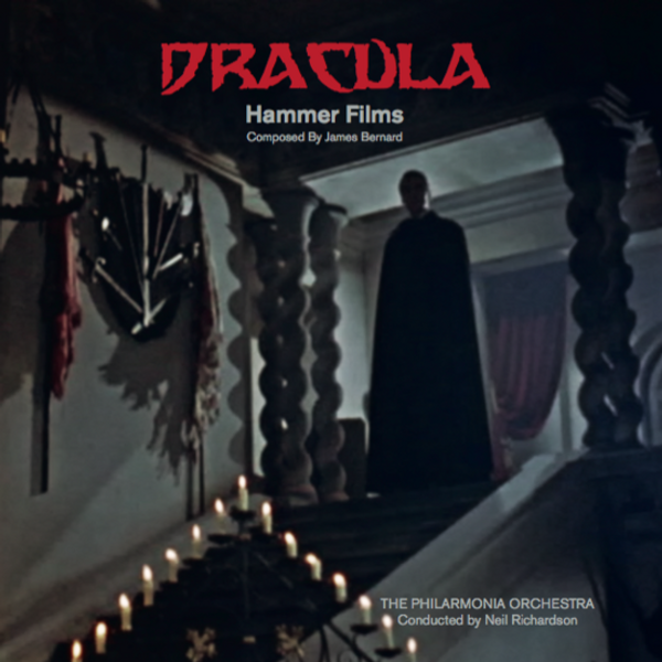JAMES BERNARD: Music From Dracula Hammer Films LP