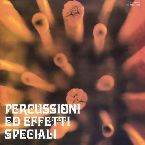 PIERO UMILIANI: Percussioni ed Effetti Speciali 2LP+CD