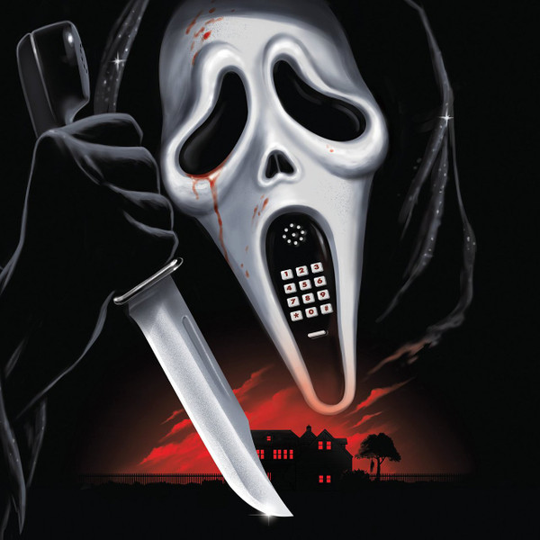 MARCO BELTRAMI: Scream 1/Scream 2 (Original Motion Picture Soundtrack) LP