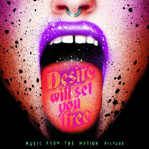 V/A: Desire Will Set You Free - Music From The Motion Picture 2LP