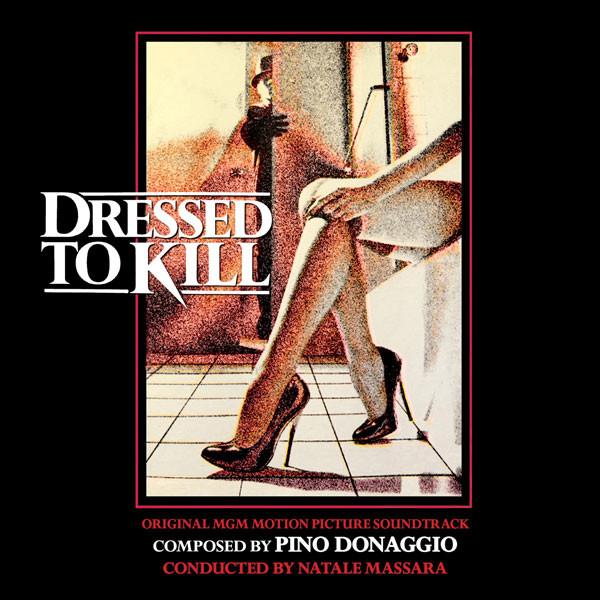PINO DONAGGIO: Dressed To Kill CD