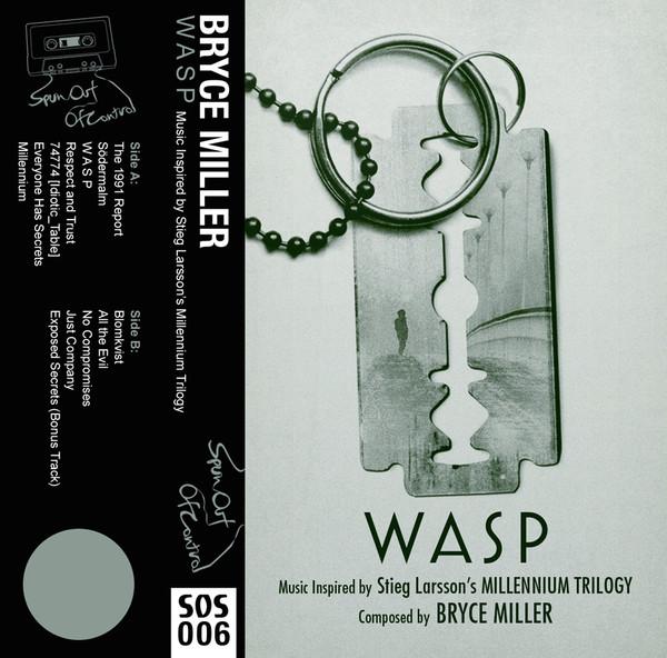 BRYCE MILLER: Wasp Cassette