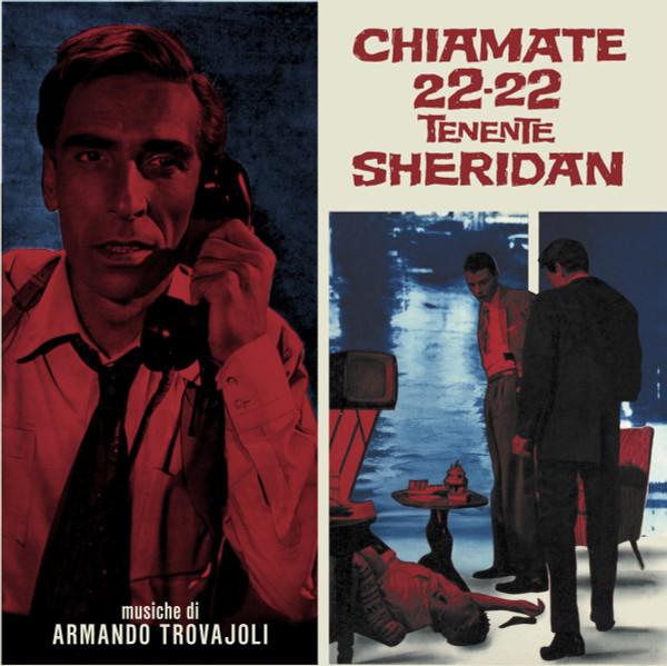 ARMANDO TROVAJOLI: Chiamate 22-22 Tenente Sheridan LP